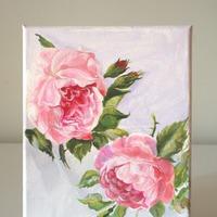 А вы любите рисовать цветы?