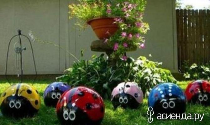 Полезные жучки для сада