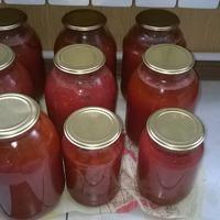Томатный сок, томаты в сс, что получилось...