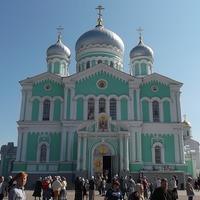 Поездка в Серафимо-Дивеевский монастырь.