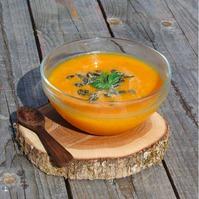 (видео) Тыквенный крем-суп