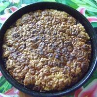 Бабуля Люда! я испекла пирог по твоему рецепту!