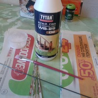 Плетение из бумажной лозы. Урок N1