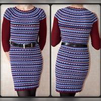 Платье «По мотивам Ванессы»