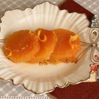 Батат в апельсиновом соусе