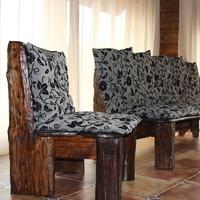 Деревянная мебель, сделанная мужем своими руками!