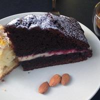 Торт из кабачка. Бисквитный. Вкусный.
