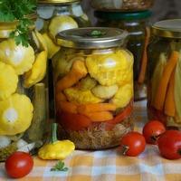 Готовим и заготавливаем кабачки (цуккини, патиссоны)