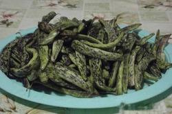 Лобио. Салат из зелёной фасоли. (Восстановленный пост).