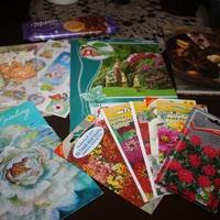 Мой отчет о подарке от Анечки! (Nyuka)