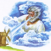 """""""Эх, ветер, ветер..."""" или Парадоксы дачной жизни"""