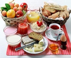 Начни утро с завтрака