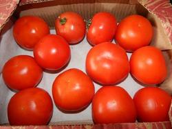 Необычный способ заготовки помидоров на зиму.