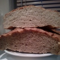 Испекла я хлеб по Настиному рецепту!
