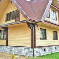 Ремонт фасада: отделка дома