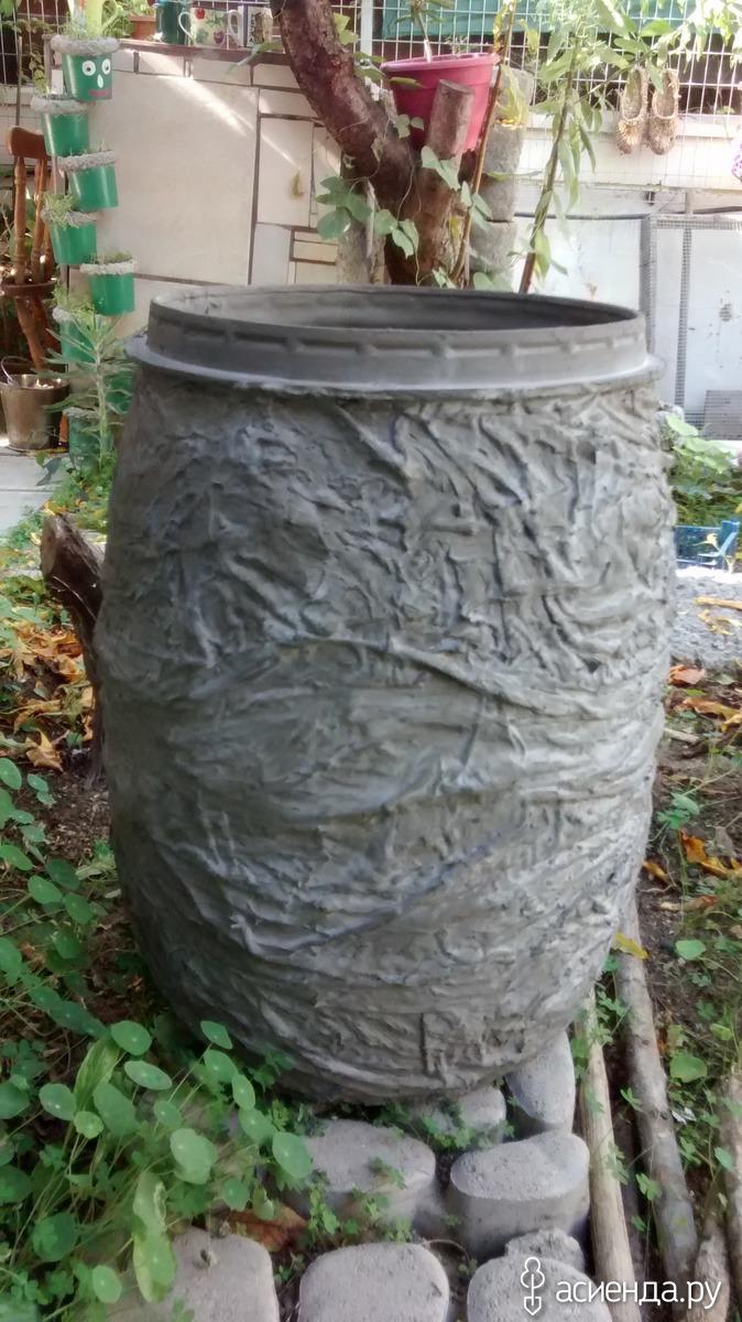 Как из шин сделать вазон: оригинальная идея для сада 48