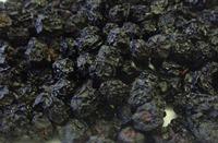 Вяленая черноплодка