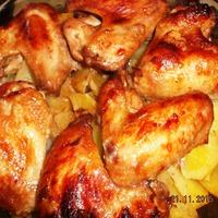 Маринад для куриных крыльев.