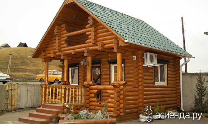 Вторая жизнь деревянного дома