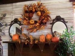 Осенняя романтика на даче