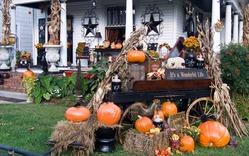 Праздник нечисти: украшаем дом и сад в Хэллоуин