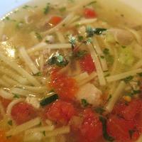 Суп с цуккини или кабачком