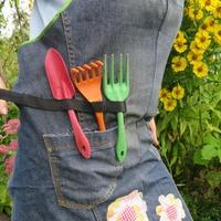 Фартук для сада и огорода. Мой мастер-класс