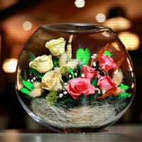 Как сделать стабилизированные цветы