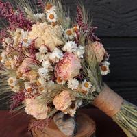 Осенние композиции из сухоцветов