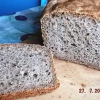 Хлеб ржаной на квасе.