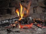 Какие дрова чистят дымоход от сажи