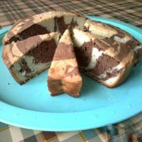 Один рецепт - три разных выпечки. (пирог-зебра, шарлотка, рулет) (Восстановленный пост)