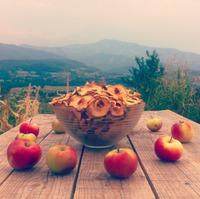 Сушим яблочки (+видео). Почему сухофрукты нужно делать самим?
