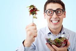 Салат из бурьяна - как такое есть?