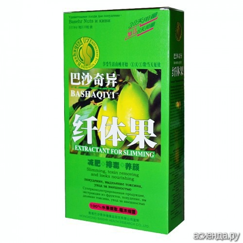 Вред от китайские таблетки для похудения