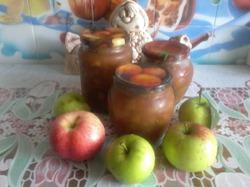 Вариации на тему: Варенье яблочное!
