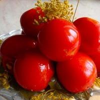 Солим помидоры. Простые и надежные рецепты