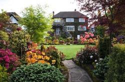 Английский (пейзажный) сад