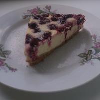 Ну и чудеса – пирог за полчаса! Творожный пирог с малиной – очень нежный, просто тает во рту