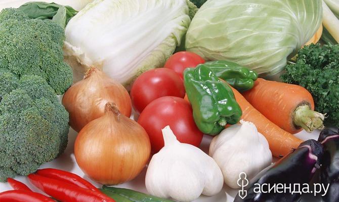 Сохраним овощи до весны