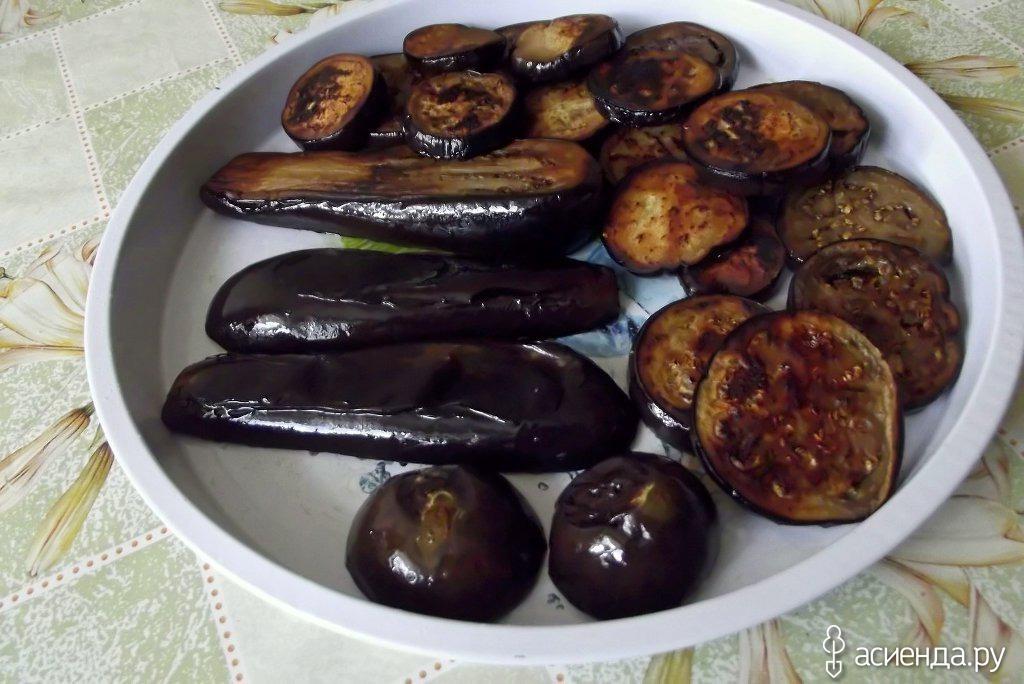 Рецепты из замороженных баклажанов вкусные и простые
