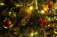 Новогоднее настроение дачного интерьера
