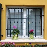 Как сделать решётки на окна