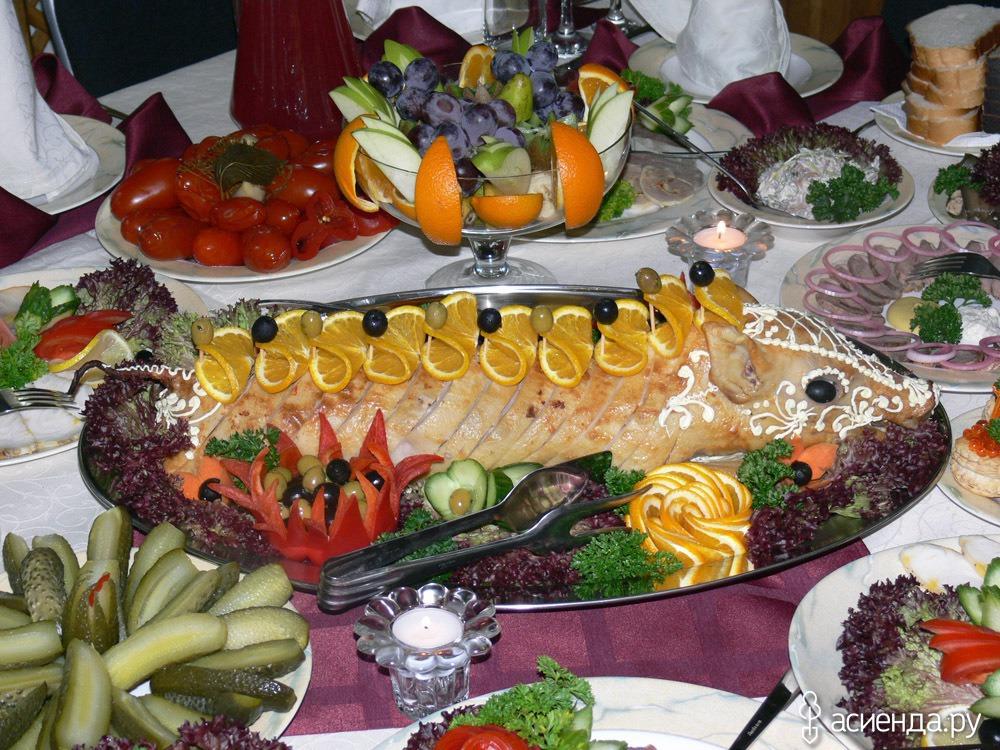 Еда на праздничный стол рецепты с фото