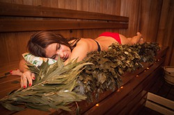 Тонкости банного массажа