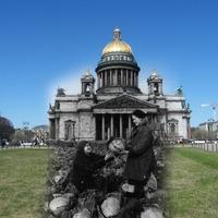 Помянем ушедших жителей Ленинграда...