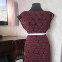 Платье... простое...