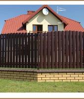 Делаем забор из рабицы своими руками фото 627