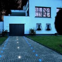 Светящиеся камни: оригинальное освещение сада