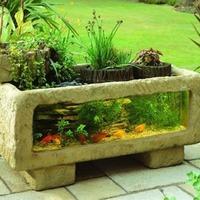 Что такое - садовый аквариум?